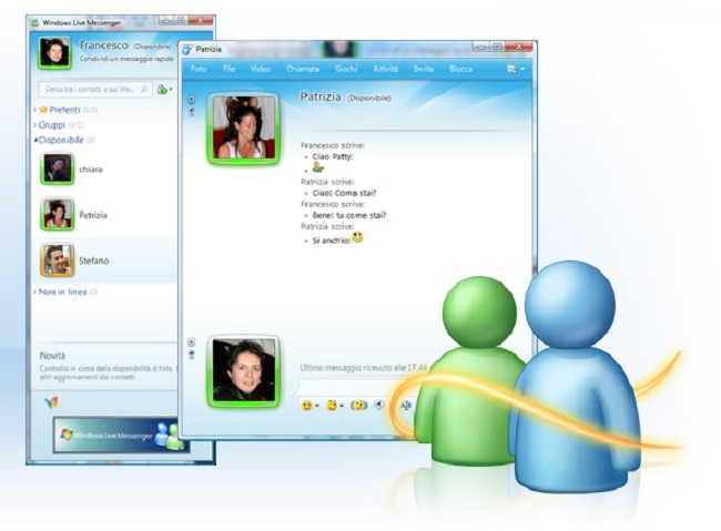 msn iniciar sesion chat